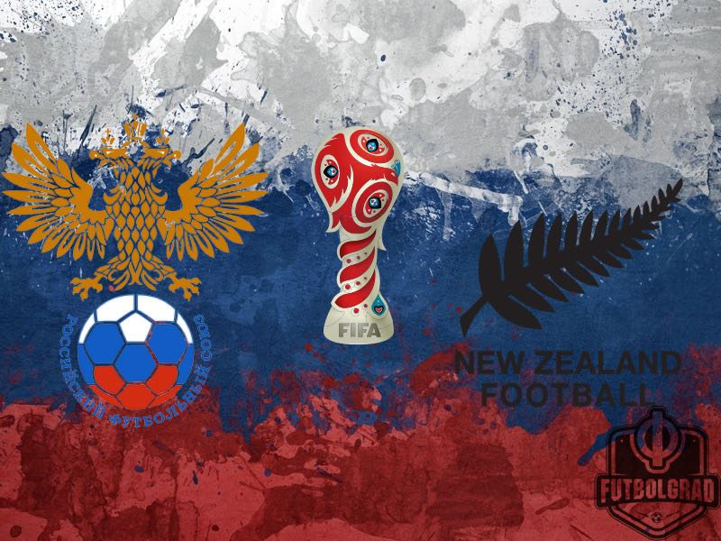 Russia vs New Zealand – Confederations Cup Preview