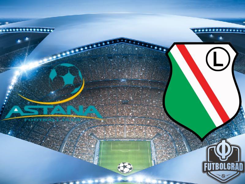 Astana vs Legia Warszawa – Champions League Preview