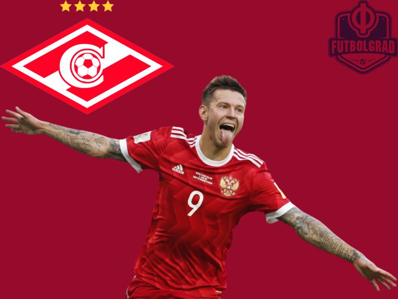 Fedor Smolov – Spartak or Europe? What is Next for the Sbornaya Star?