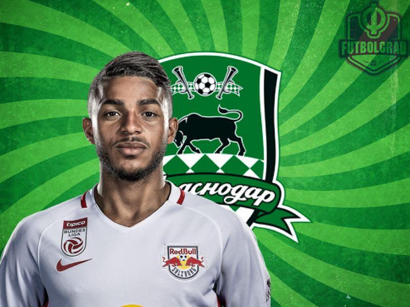 Wanderson Maciel Campos Sousa Krasnodar S Latest Brazilian Import Futbolgrad