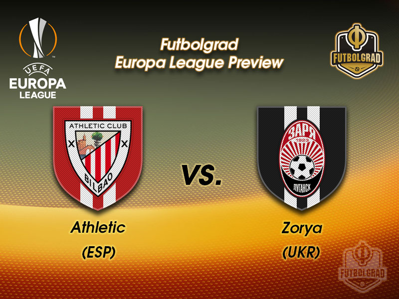 Athletic Bilbao vs Zorya Luhansk – Europa League Preview
