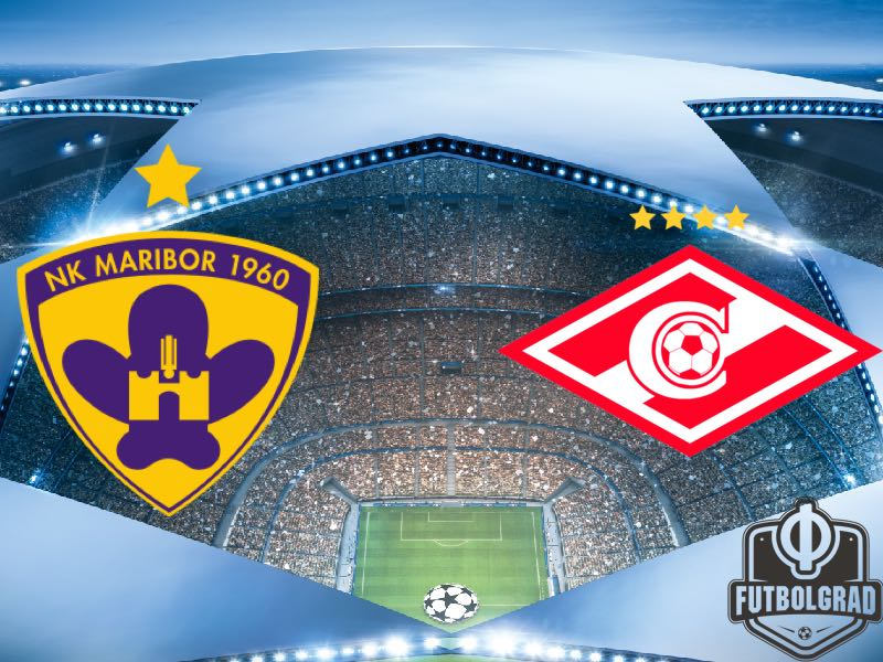 Maribor vs Spartak Moscow – Champions League Preview