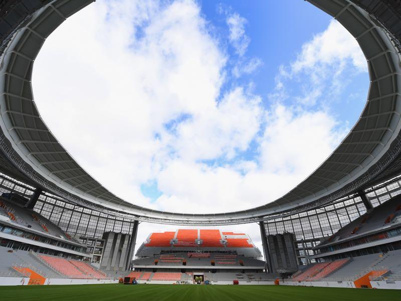 Yekaterinburg Stadium – Temporary Stands Equal Temporary Problems?