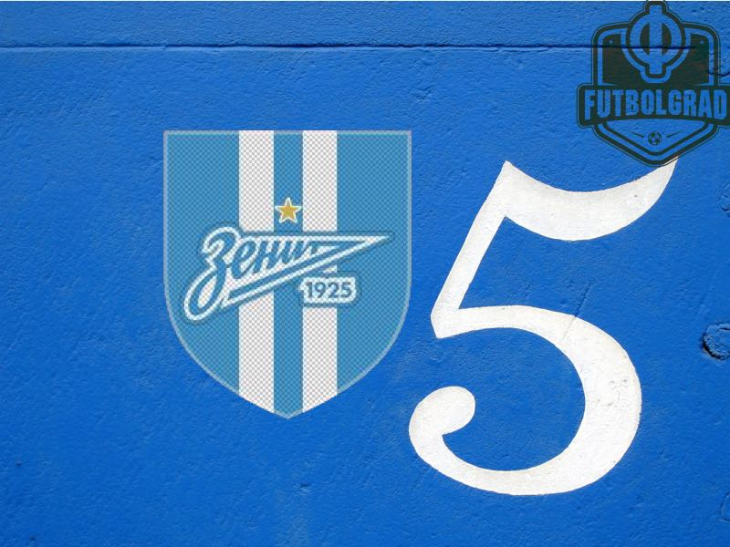 Five Reasons Why Zenit Will Win the Title