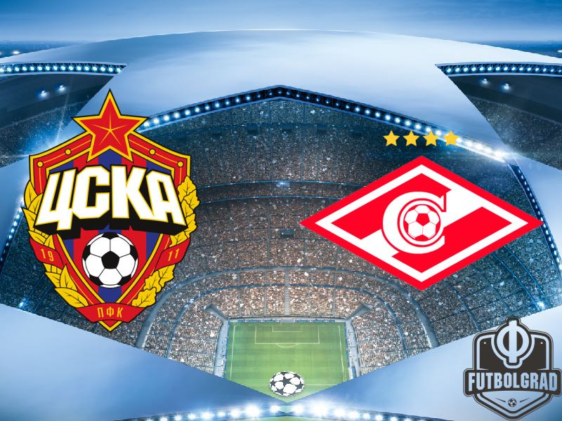 CSKA and Spartak – Champions League Matchday 4 Roundup