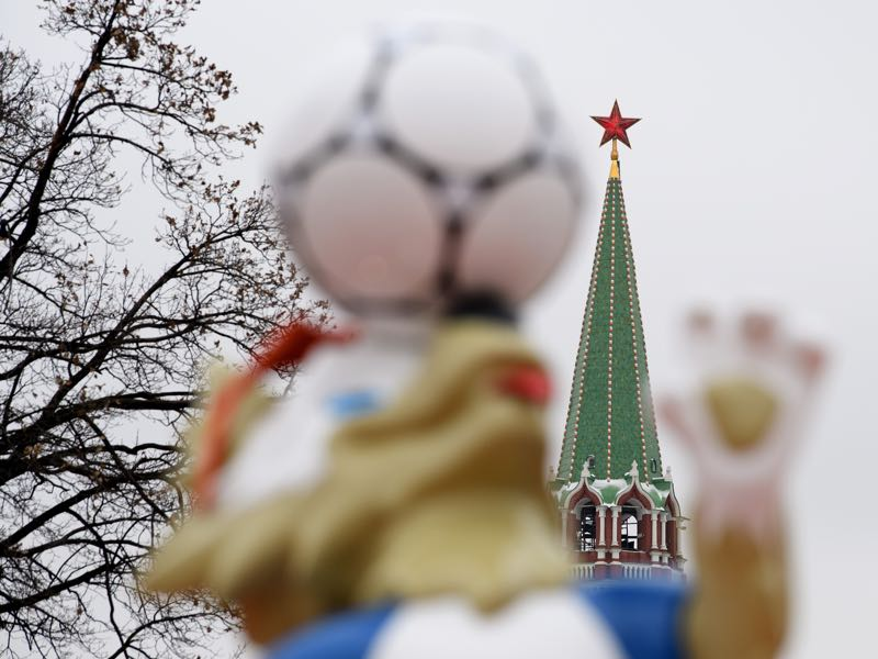 World Cup Draw – Russia is Getting Ready for the Main Event