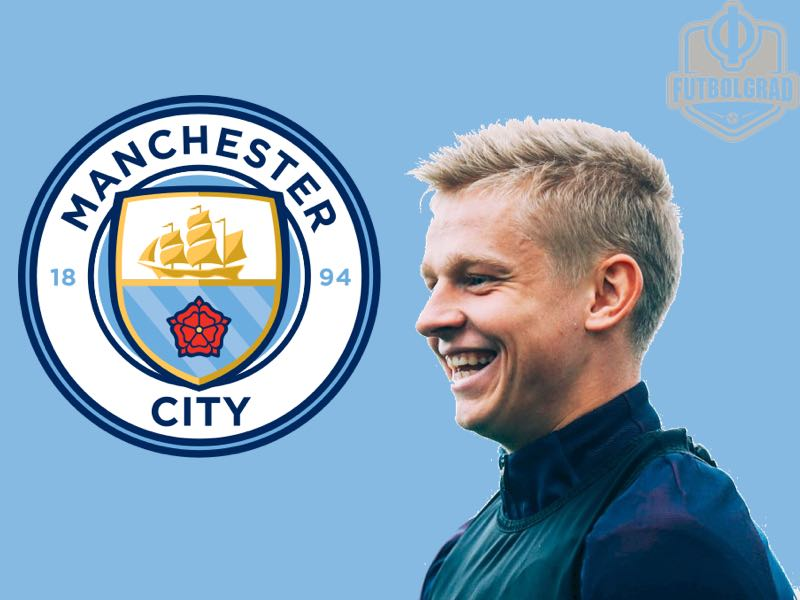 The Resurgence of Oleksandr Zinchenko