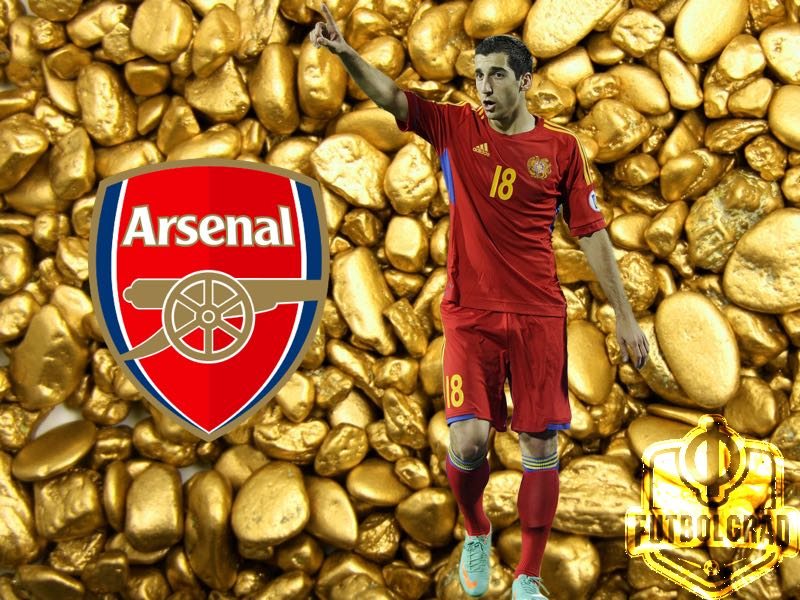Henrikh Mkhitaryan to Arsenal – A Dream Come True for the Golden Nugget?