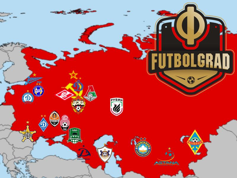 Back to the USSR – The post-Soviet Futbolgrad League