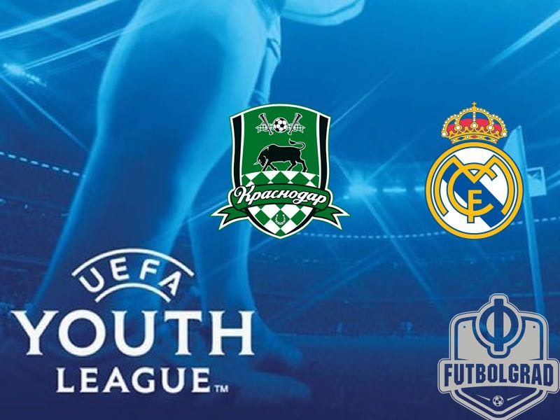 UEFA Youth League – Krasnodar Sets a New Attendance Record