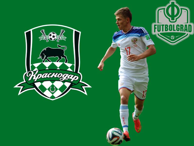 Oleg Shatov – Via Krasnodar to the World Cup?