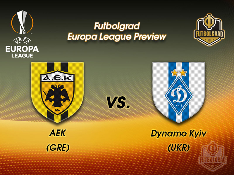 AEK Athens vs Dynamo Kyiv – Europa League – Preview