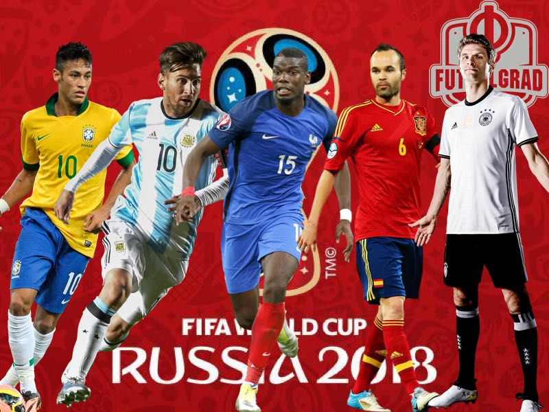 The final countdown! – Analysing the World Cup favourites