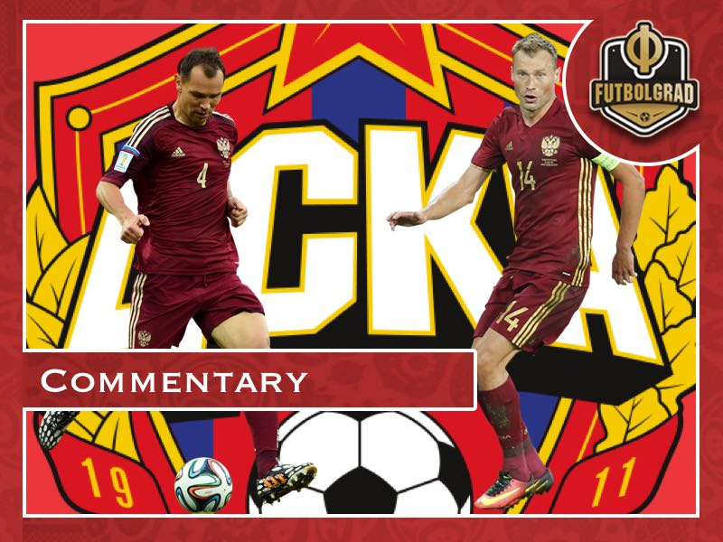 Goncharenko and why CSKA Moscow's dinosaurs should not go to the World Cup