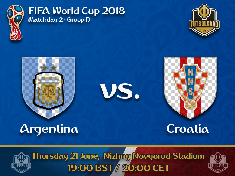 Confident Croatia the next challenge for an underperforming Argentina
