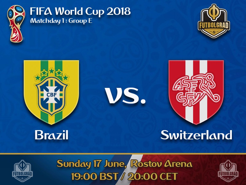Brazil kick-off title challenge against Switzerland