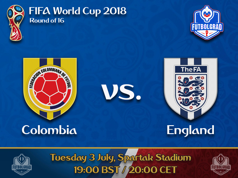 Colombia aim to spoil the England party as the Three Lions dream of glory