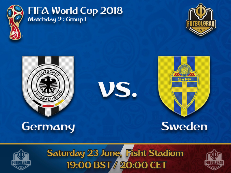 Germany must avoid an early exit, the holders must not fail against Sweden