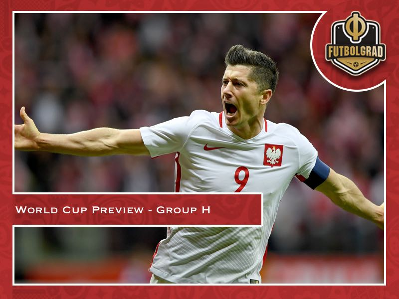 2018 FIFA World Cup – Group H Preview