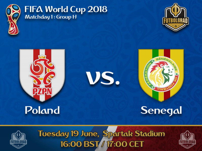 Poland and Senegal look to gain some valuable experience on matchday 1