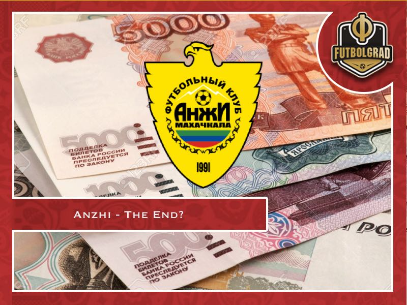 Anzhi Makhachkala – Russia's weirdest club is out of money