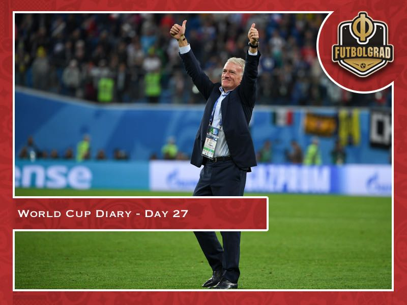 World Cup Diary – Day 27: France stake their World Cup claim