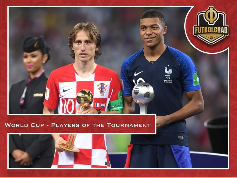 The World Cup Futbolgrad Players of the Tournament