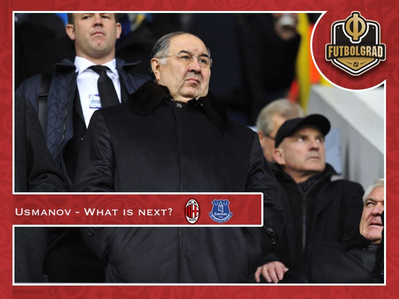 Usmanov – Everton or Milan? What is next for the Oligarch?