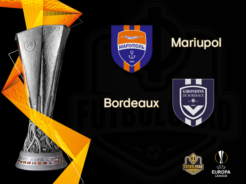 Mariupol will attempt to upset the apple-cart against Girondins Bordeaux