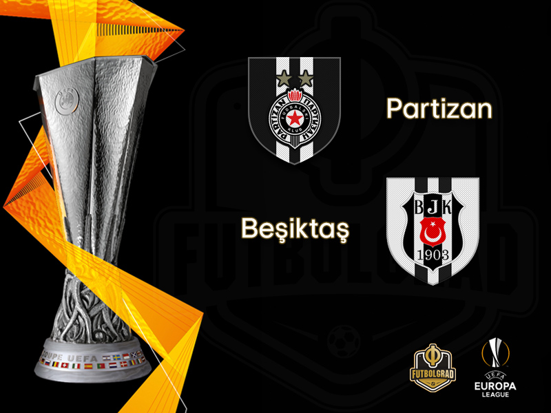 Partizan and Beşiktaş brace for an emotional Europa League battle