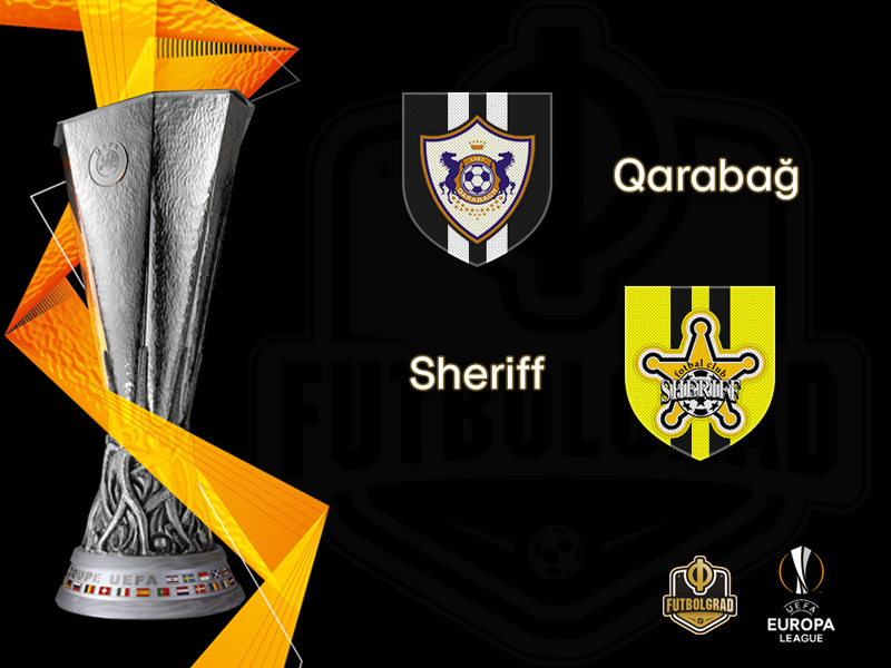 Europa League – Qarabag look to come from behind when they host Sheriff Tiraspol