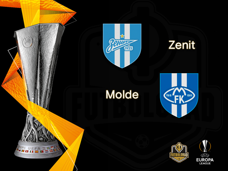 Zenit look to make final step to the group stage against Molde FK