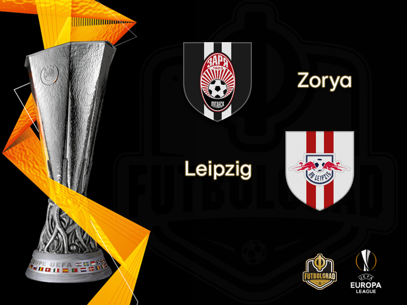 Zorya will try to hold off Leipzig's Rote Bullen in Zaporizhia