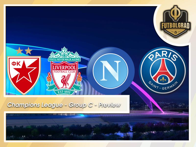Champions League – Crvena Zvezda's Group C Previewed