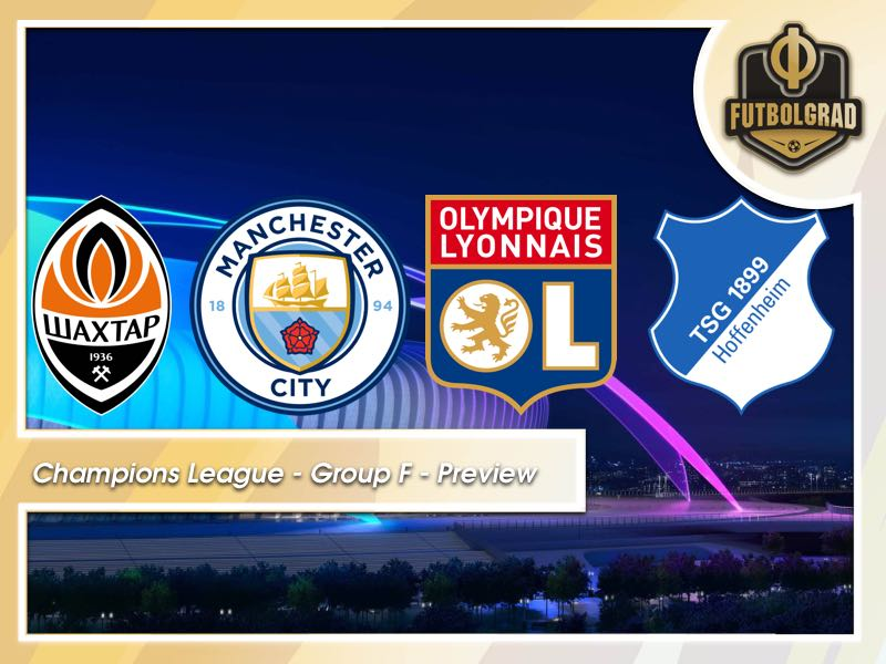 Champions League – Shakhtar Donetsk's Group F Previewed