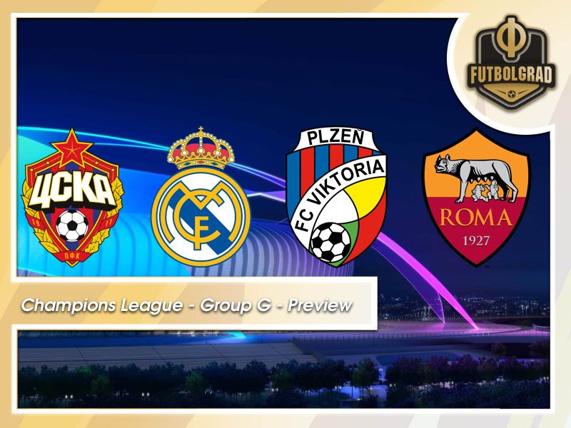 Champions League – CSKA Moscow's Group G Previewed
