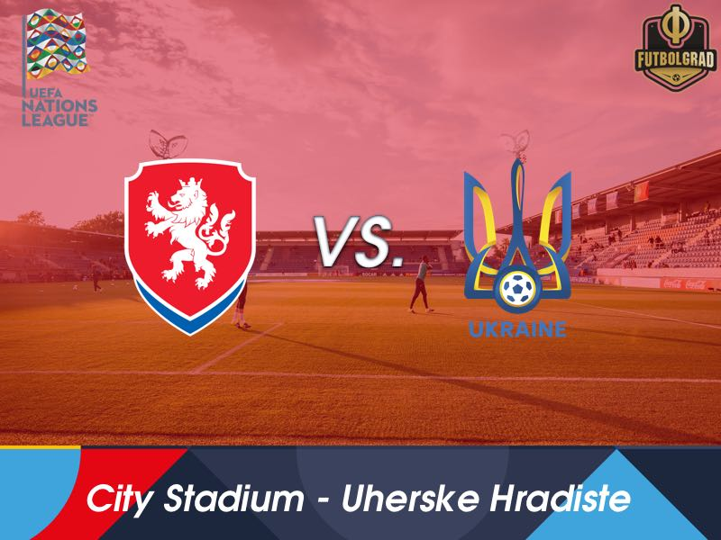 Ukraine travels to the Czech Republic in first UEFA Nations League match