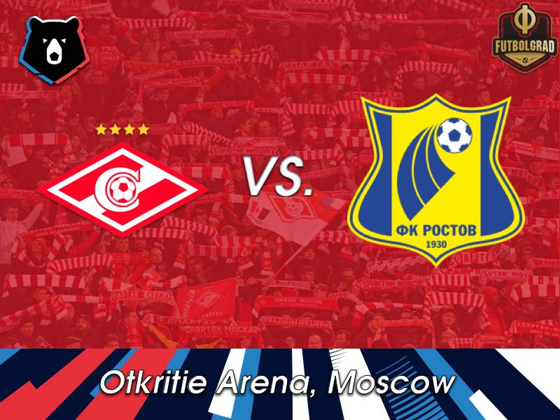Spartak and Rostov try to keep pace with the top