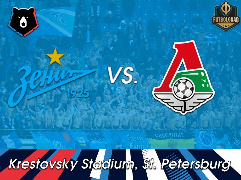Zenit want to remain in control of the league when they host struggling Lokomotiv