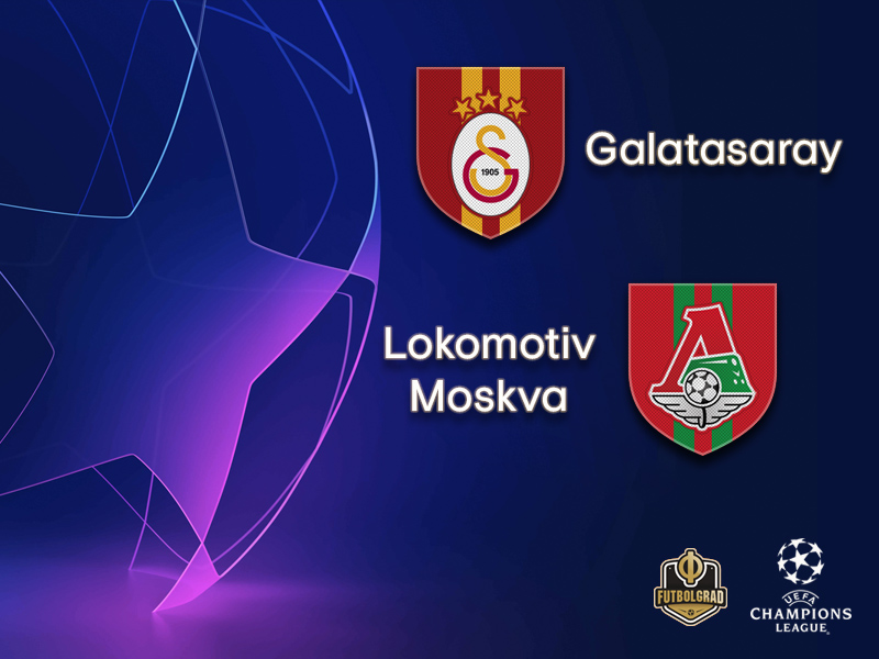 Lokomotiv Moscow make Champions League return in Turkey against Galatasaray