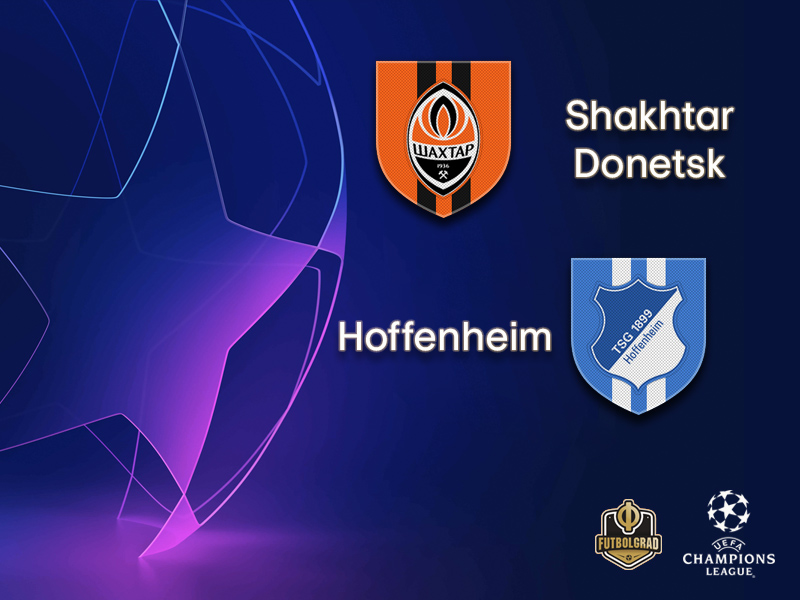 Shakhtar against Hoffenheim – The duel of the tactical masterminds