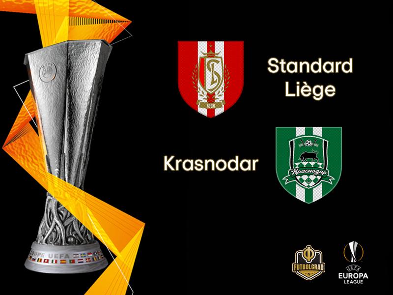 Krasnodar want to keep their European unbeaten run going when they visit Standard Liege