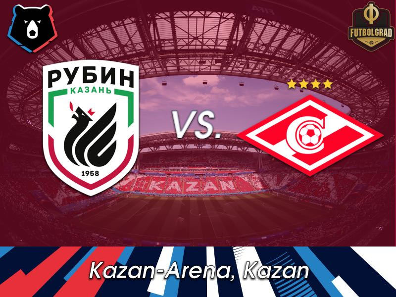 Rubin and Spartak face each other amidst off the pitch turmoil