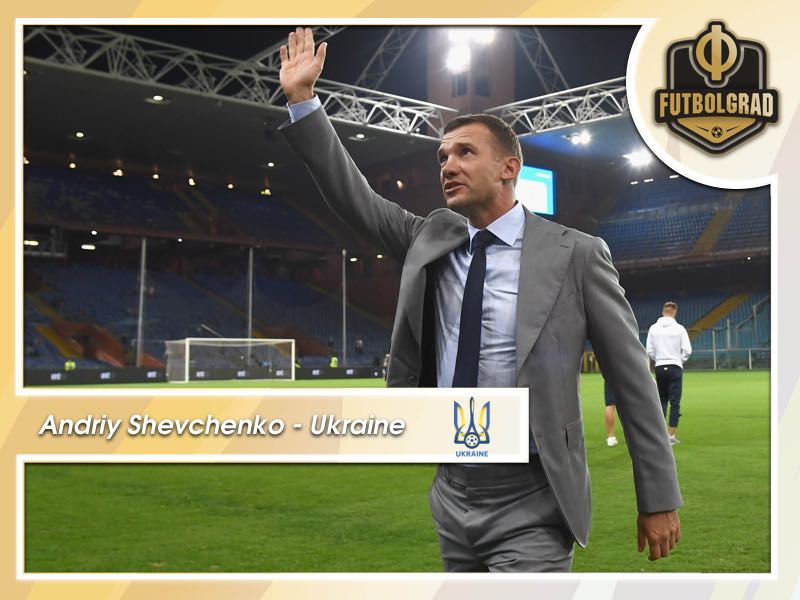 Shevchenko celebrates first success in his managerial tenure