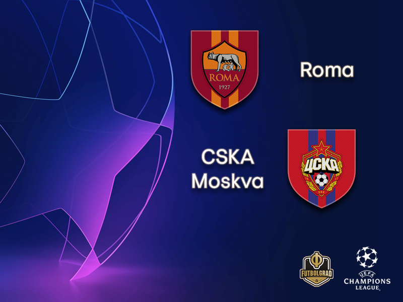 CSKA Moscow want to claim another big scalp when they face Roma