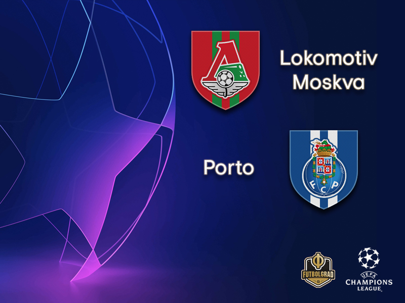 Lokomotiv are looking for their first Champions League points when they host Porto on Wednesday