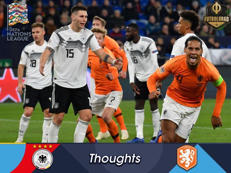 Germany v Netherlands – UEFA Nations League – Thoughts