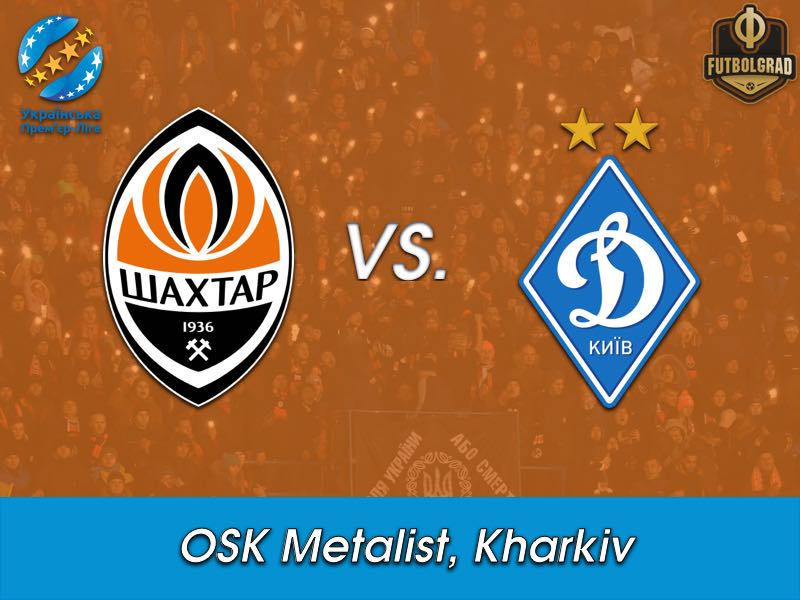 Shakhtar and Dynamo Kyiv renew their rivalry in the latest edition of the Klasychne derby