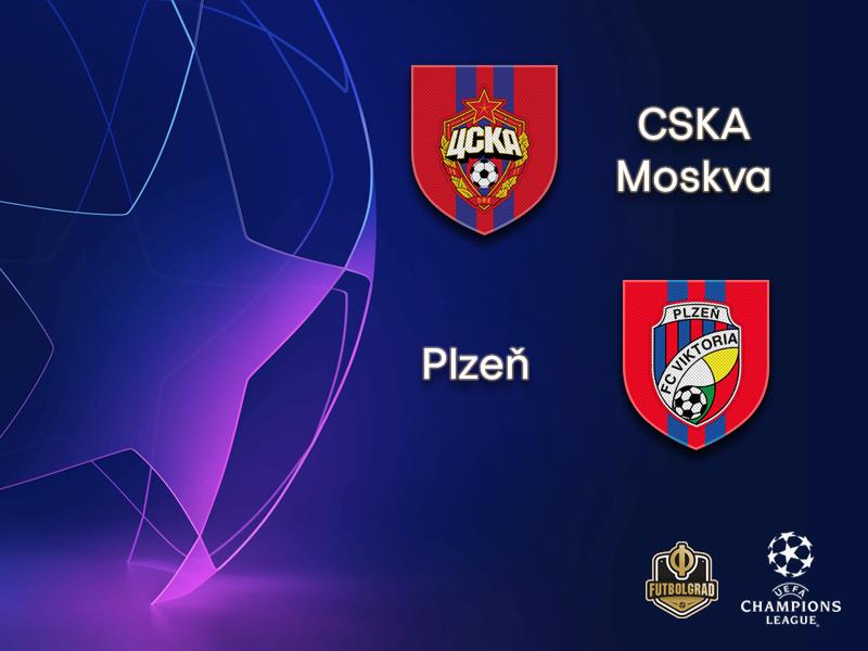 CSKA want to salvage Champions League campaign against Viktoria Plzen