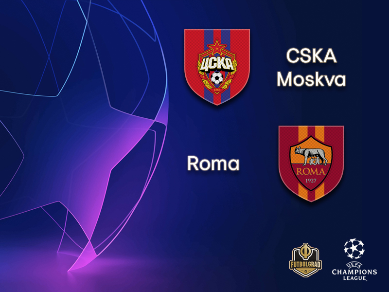 Champions League – CSKA host Roma in what will be a battle of survival for the Red Army team